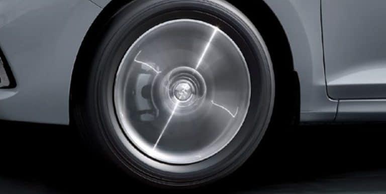 תמונה של גלגל דגם יונדאי אקסט