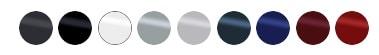 צבעים של דגמי יונדאי באולמות התצוגה יונדאי הילוך שישי