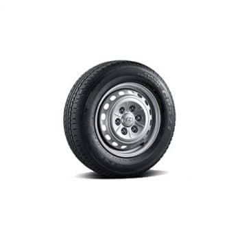 גלגל של אחד מדגמי יונדאי