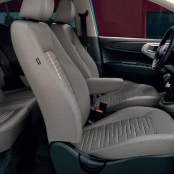 דגם יונדאי i10 חדשה מושבים