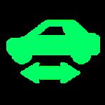 נורית חיווי ירוקה בדגמי יונדאי