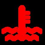 נורית חיווי תקלה hot אדומה בדגמי יונדאי בילוך שישי