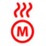 נורית חיווי תקלה warm אדומה בדגמי יונדאי בילוך שישי
