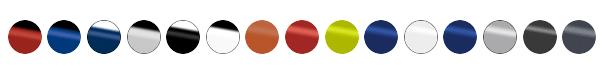 צבעים של דגמי יונדאי וניו